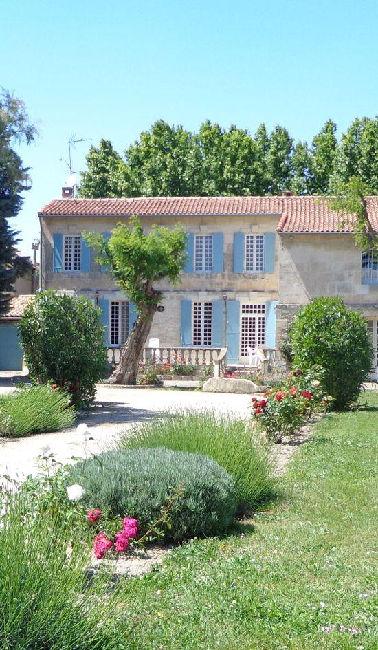 Maison a vendre a 15 mn st remy de provence et tgv for Immobilier transaction